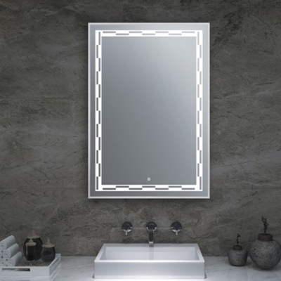 2019 Modern Bathroom Mirror Hot Sale Led Mirror For Hotel And House Living Room Decorate Mirror