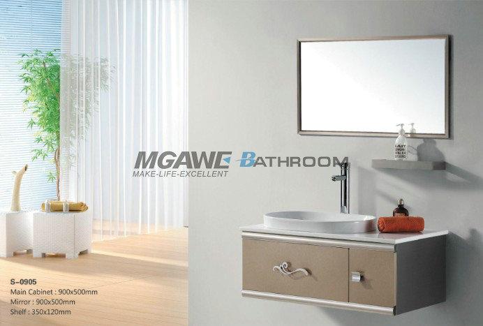 Stainless steel bath vanity good quality bathroom sinks - Reasonably priced bathroom vanities ...