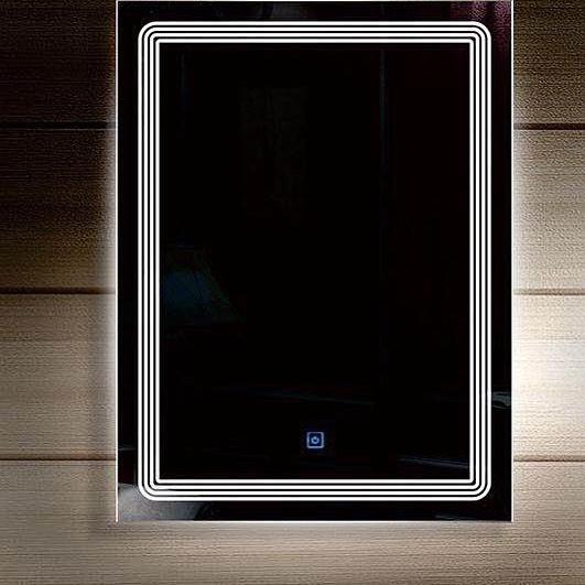 cheap price led bathroom mirror with round corner