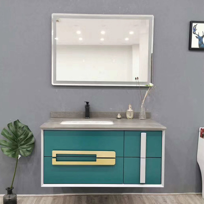 Waterproof Bathroom Vanity Cabinet Manufacturer And Suppliers From China