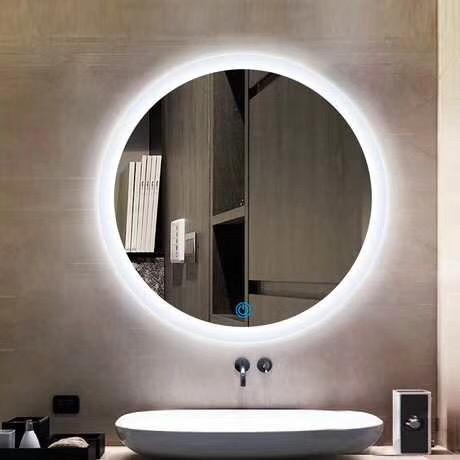 how to choose led bathroom mirror